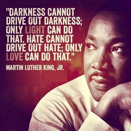 Martin Luther King Jr Quote on Humanity - Healing Humanity