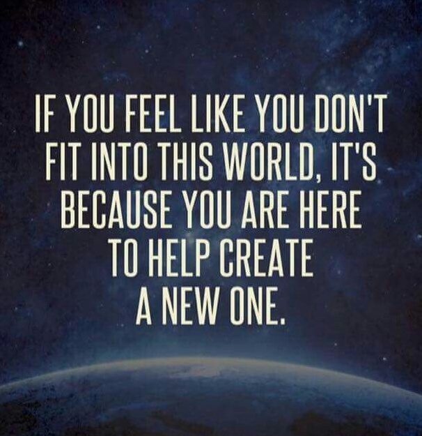 You are Here to Help Create A New World - Healing Humanity